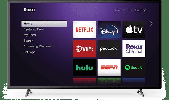How to mirror Mac to Roku TV?