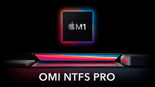 How to read and write files in NTFS disks and manage NTFS disks on Mac with Apple Silicon M1