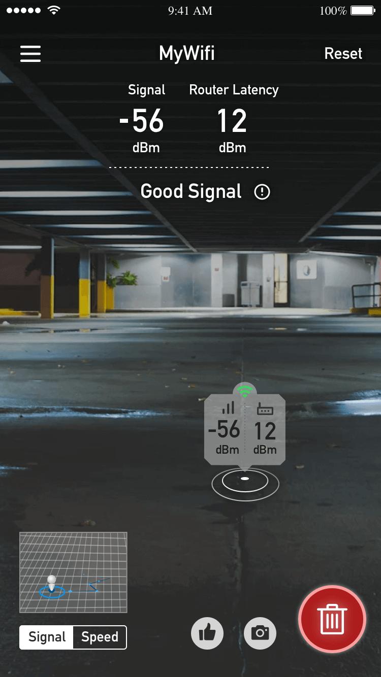 iWifi for iOS - SpeedTest & Signal Test