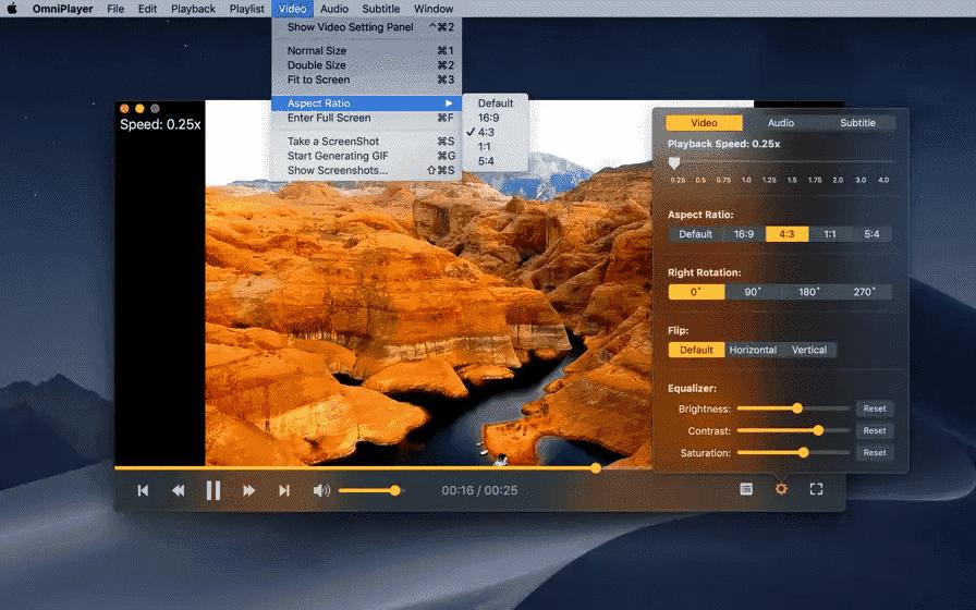 Real-time Video/Audio/Subtitle Adjustment