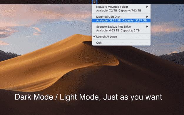 Manage U-Disks on Mac